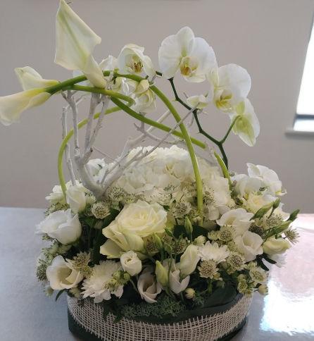 Compositions florales à La Bassée