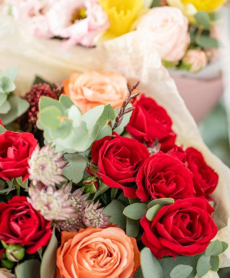 Fleurs à La Bassée