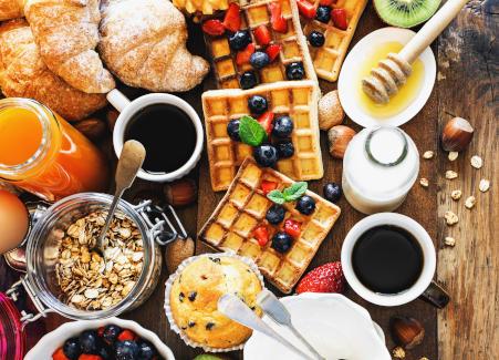 Livraison de petit-déjeuner à La Bassée